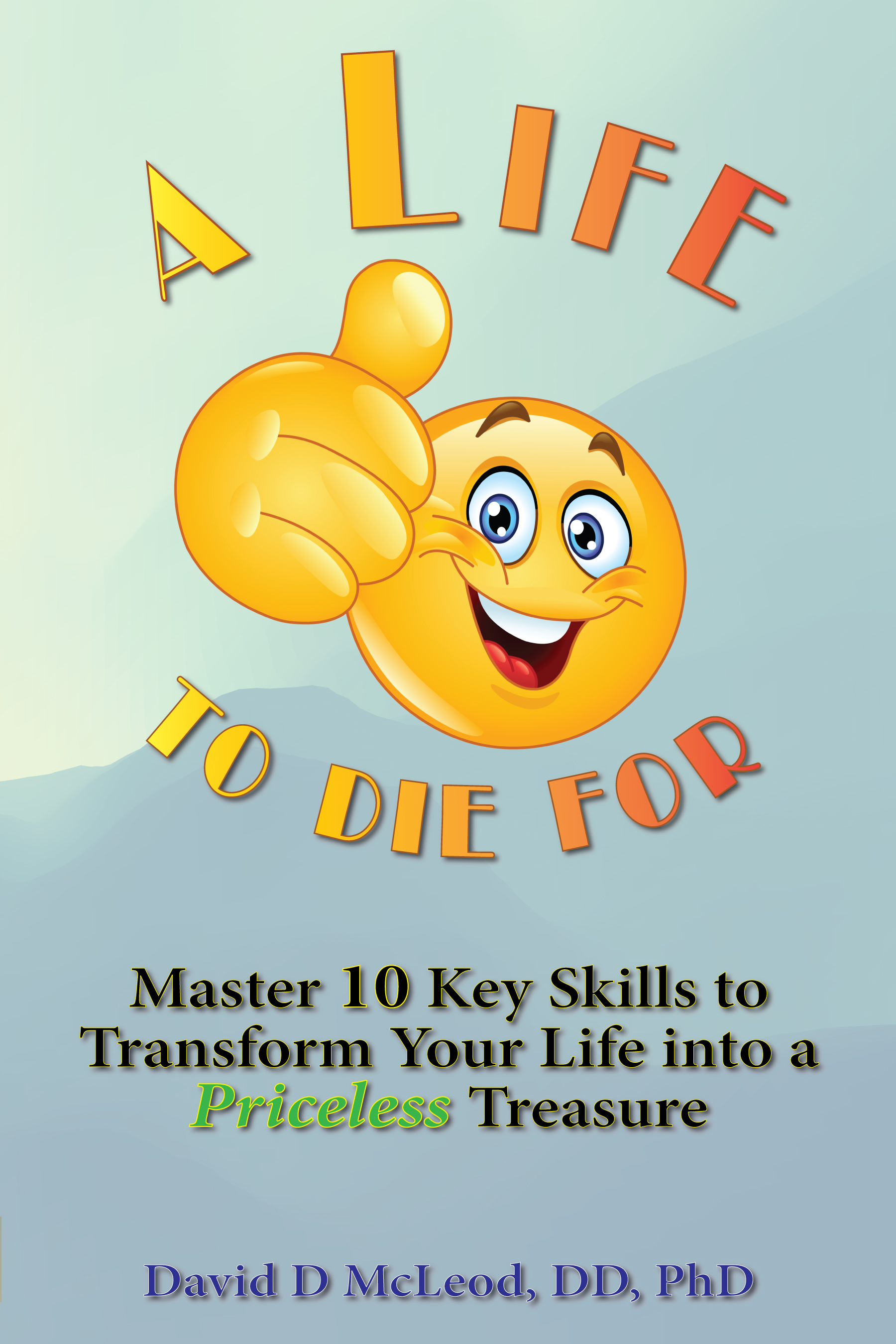 A Life to Die For Book Cover